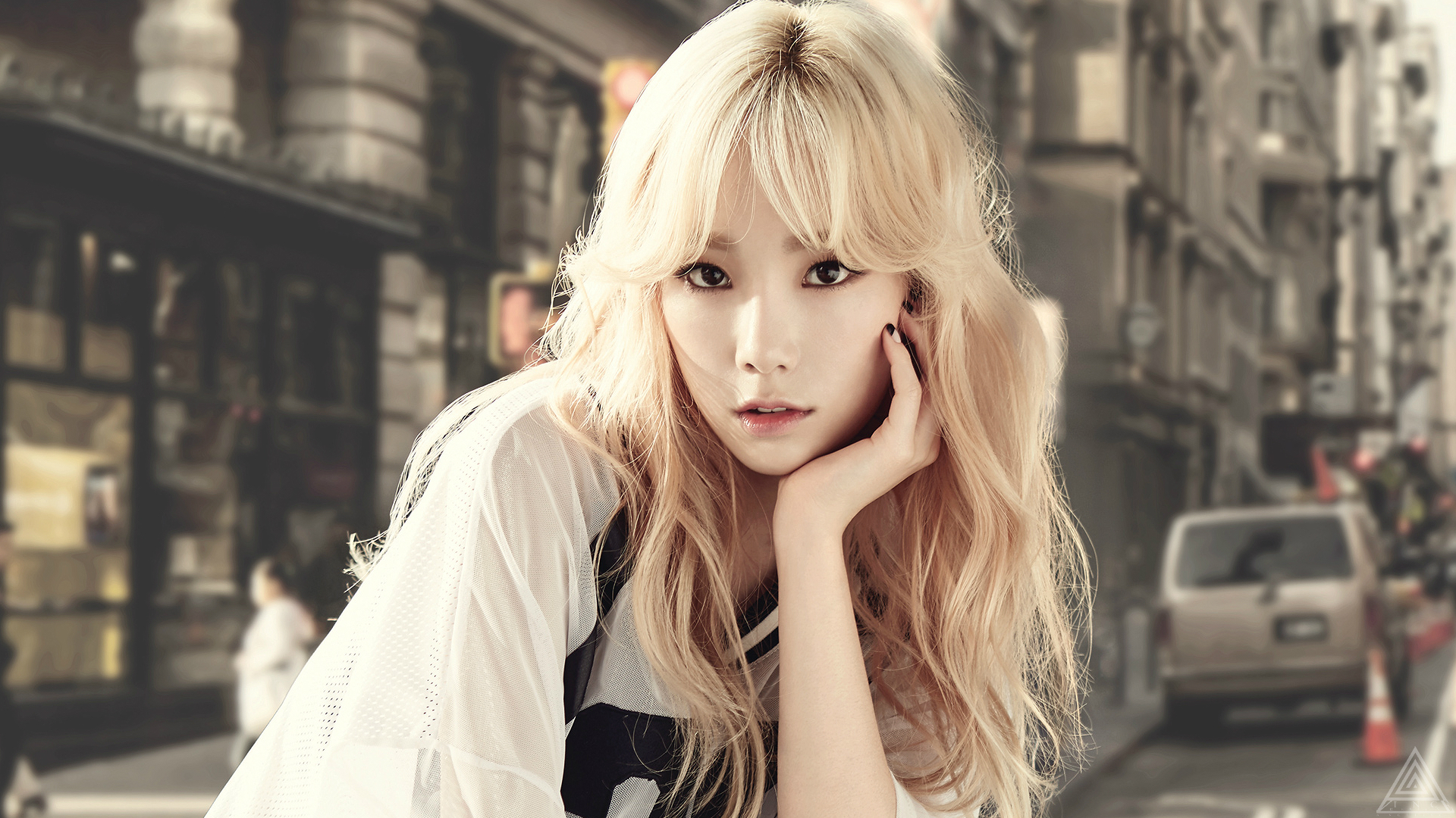 Taeyeon Wallpaper Free Download